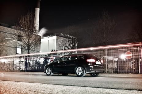 01_Audi_A3_TDI_Hertz_Immermannstrasse_Nachts_in_Dusseldorf