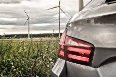 02_BMW_525d_Hertz_Immermannstraße_B87_WIndpark_EfficientDynamics_Kofferraumklappe_Rückleuchten_Lichtleiter