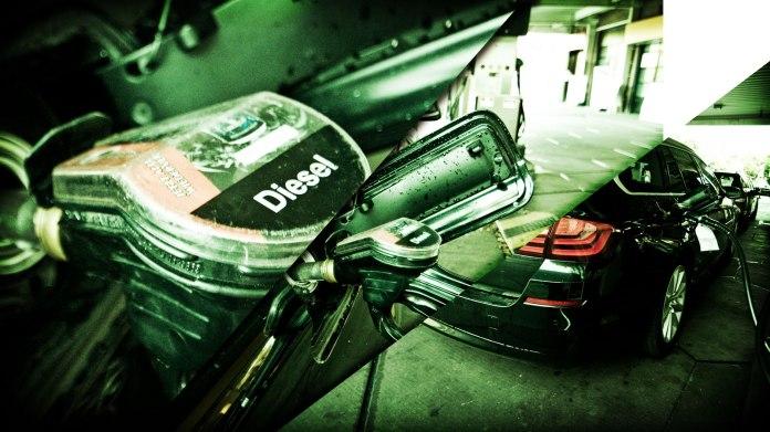 BMW525d_Hertz_Immermannstraße_Tanken_ESSO_EfficientDynamics_Diesel_Vierzylinder_Reichweite_1000Kilometer_5