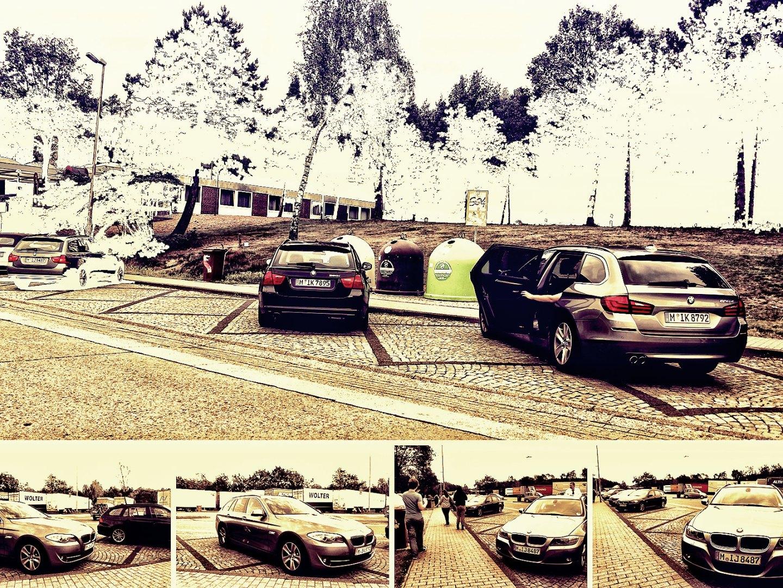 Hamburg_Rasstätte_A1_BMW_520d_320i_318d