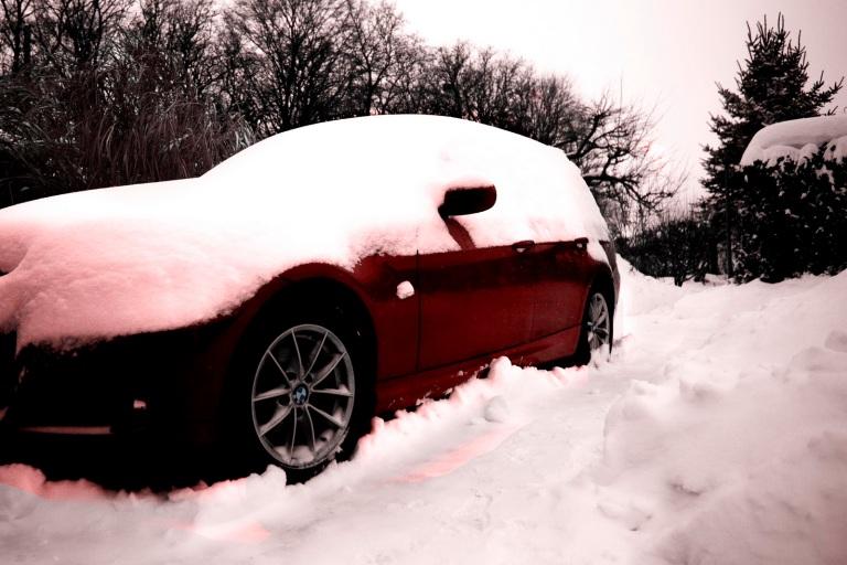 03_BMW_318i_E91_Weihnachten_Drahnsdorf