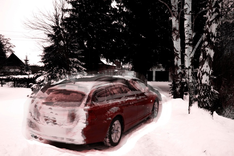 01_BMW_318i_E91_Weihnachten_Drahnsdorf