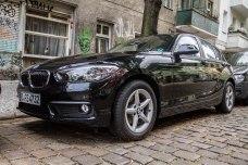 BMW 116i Facelift - Ein Einser in (fast) nackt ist der Alptraum jedes Sixt-Mieters. Aber er macht seine Sache ordentlich.