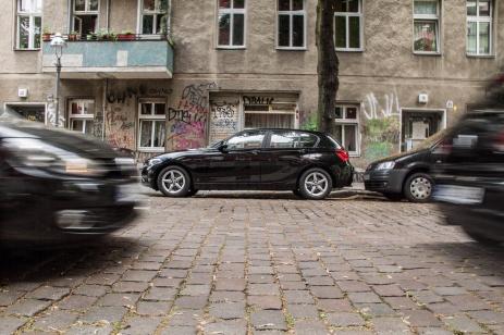BMW 116i - drei Zylinder sind immerhin ein halber Reihensechser