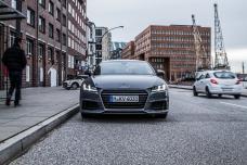 Audi TT Sixt Berlin Treptowers schwerunterwegs Hamburg Hafencity-14