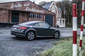 Audi TT Sixt Berlin Treptowers schwerunterwegs Hamburg Hafencity-18