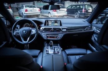 BMW 740d xDrive Sixt-23