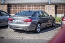 BMW 740d xDrive Sixt